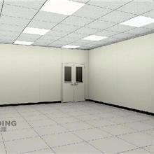 浙江淳安全钢陶瓷面防静电地板体积小 波鼎防静电地板商品价格
