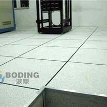 上海普陀机房防静电地板免费试样 波鼎防静电地板规格齐全