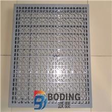 防静电地板 国标全钢PVC贴面通风地板600*600 活动架空机房板