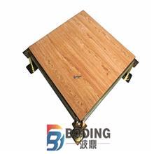 厂家直销全钢防静电地板 机房学校活动架空高架600防静电地板