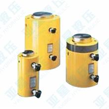 CLRG系列双作用大吨位千斤顶、系列单作用空心千斤顶、液压弯轨器、岩石劈裂机、电动泵