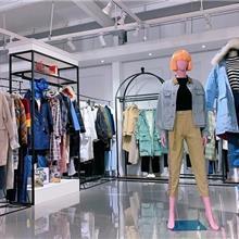 香港品牌女装 CM冬装 高端潮牌时尚品牌女装折扣一手货源批发走份 品牌女装折扣尾货