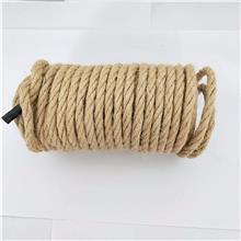 常年供应 手工编织粗麻绳 编织挂毯绳子 手工编织绳