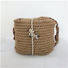 4mm彩色棉绳手工编织粗细棉线绳编织挂毯绳绳子捆绑绳装饰绳