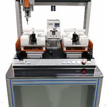 工厂定制_多轴自动打螺丝机_全自动锁螺丝机设备_非标自动拧螺丝机定制_克迪达斯