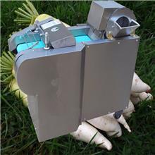 厂家出售蔬菜加工设备 自动多功能中药切茎机 不锈钢雪菜笋干切菜机