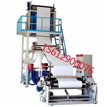 供应吹膜机三层共挤吹膜机 薄膜吹膜机械厂家 小型胶带塑料包装机械