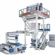 地膜双收卷吹膜机组 小型高压设备 小型胶带塑料包装机械