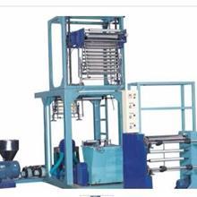 小型胶带塑料包装机械 ABA三层共挤塑料包装机械 小型塑料袋机械